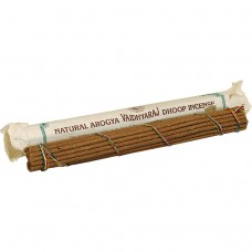 Vaidhyaraj Røkelse -Natural Arogya Dhoop Incense-
