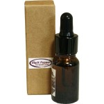 Black pepper 100% Ren Eteriske oljer 10ml