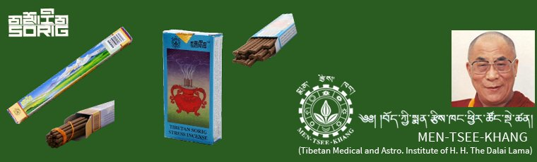 Men Tsee Khan Incense